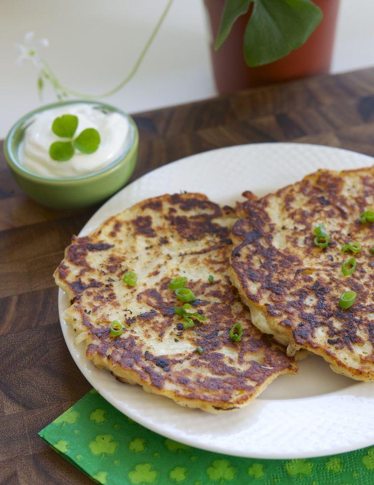Print Boxty (Irish potato pancakes) | Breakfast / Brunch | Pinterest
