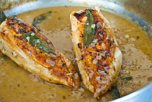 Pan Sauce For Roasted Chicken Recipes — Dishmaps