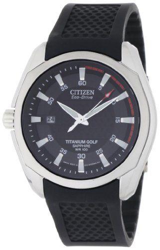 citizen s bm7120 01e titanium left handed watches