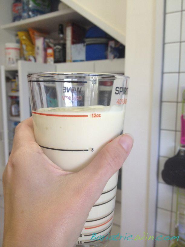 Cake Batter Protein Shake? #bariatric | BariatricWin | Pinterest