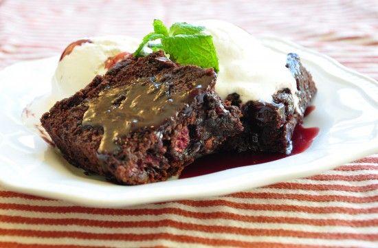 Chocolate raspberry brownies | plumsweets : brownies + bars | Pintere ...