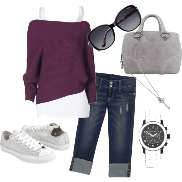 Casual on Polyvore