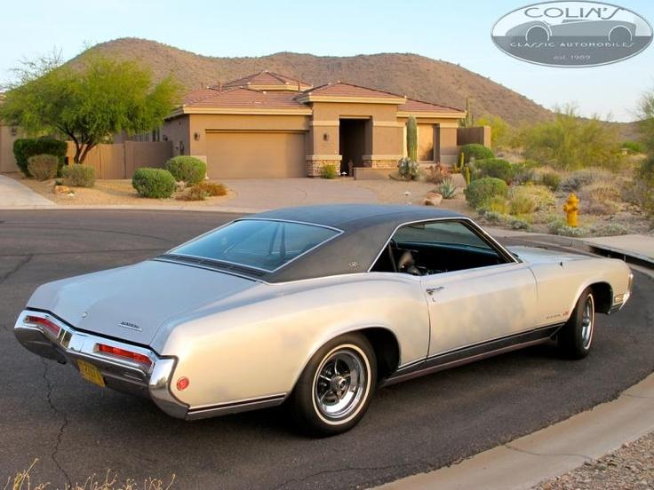 68 Buick Riviera 1960 S Pinterest