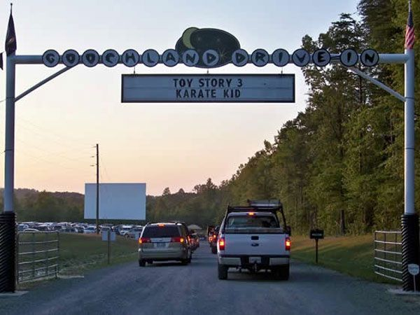 Fun for the Whole Family: Goochland Drive-In