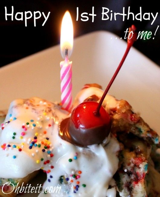 Birthday Cake Bread Pudding | Treats to Eat | Pinterest