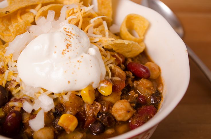 The Ultimate Chili Recipe | Beef | Pinterest