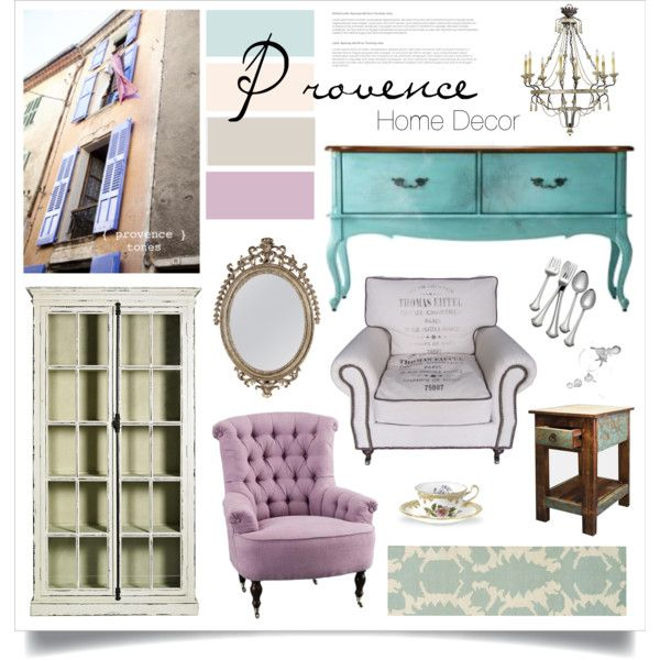 Provence Home Decor