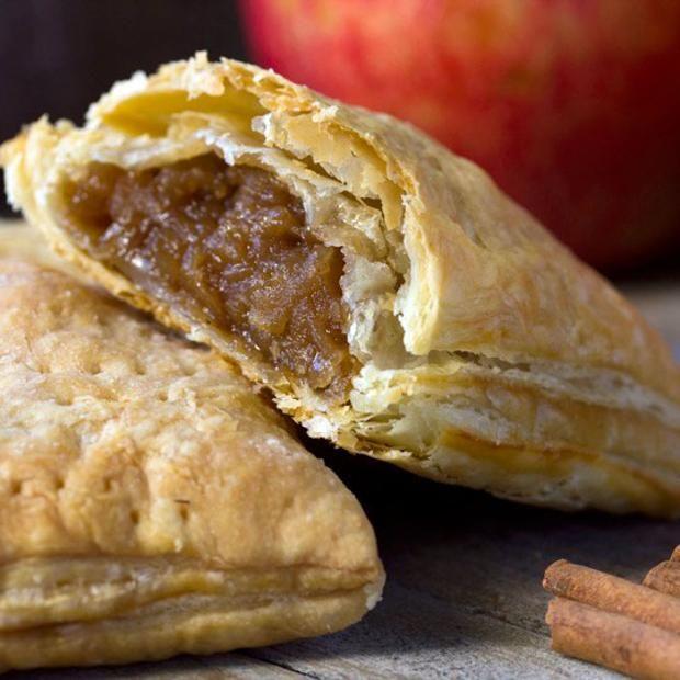 Apple Cinnamon Toaster Strudels | Breakfast | Pinterest