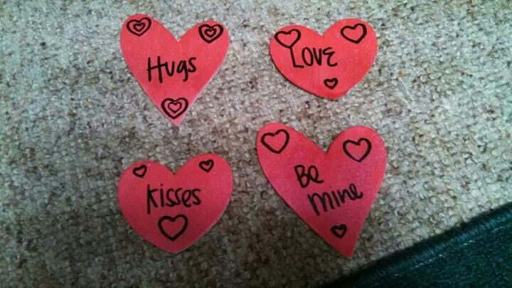 cute valentine crafts for kindergarten