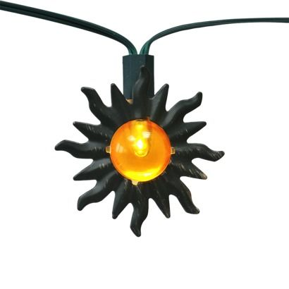 Solar Metal String Lights : Pin by Vi McKinney on garden accessories Pinterest
