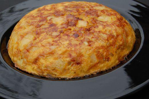 Tortilla Espanola-Spanish Omelette | Favorite Recipes | Pinterest