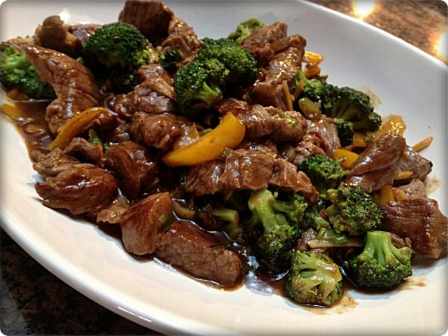 Beef and Broccoli Stir-Fry | Recipes I want to try | Pinterest