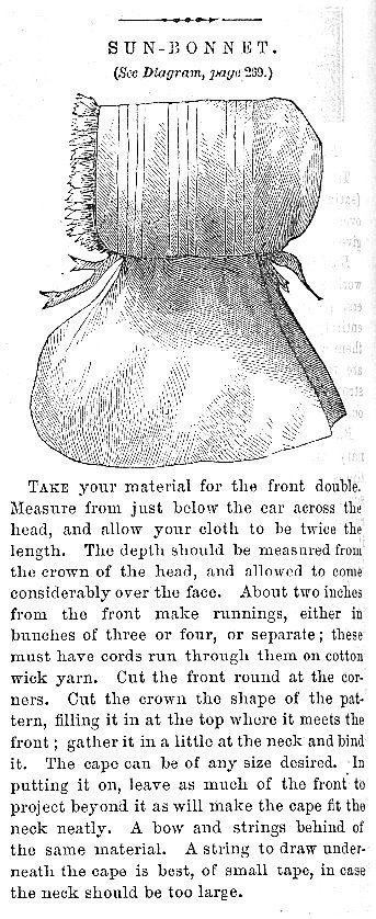 Corded Bonnet
