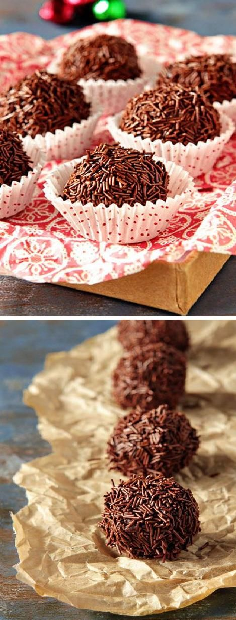 Peppermint Mocha Kahlua Truffles | miscellaneous sweets | Pinterest