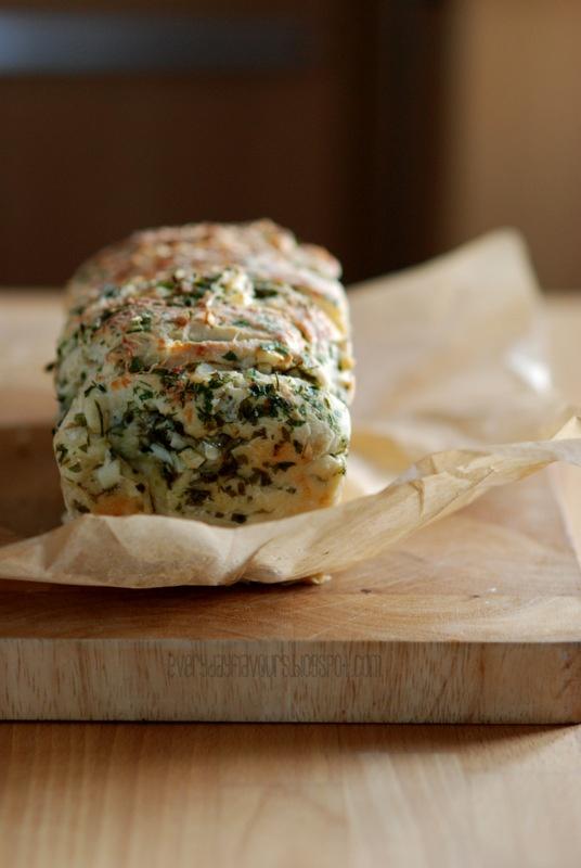 Garlic Herb Bread | (Bread - I heart fresh baked bread!) | Pinterest