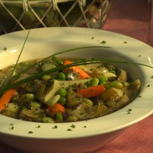 Spring Vegetable Stew Recipe at Cooking.com changes I would make - I ...