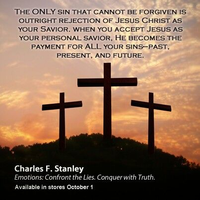what is the unforgivable sin Unpardonable sin see also blaspheme if ye deny the holy ghost and know that ye deny it, this is a sin which is unpardonable, alma 39:5-6 they have no forgiveness, having denied the only begotten son, having crucified him unto themselves, d&c 76.