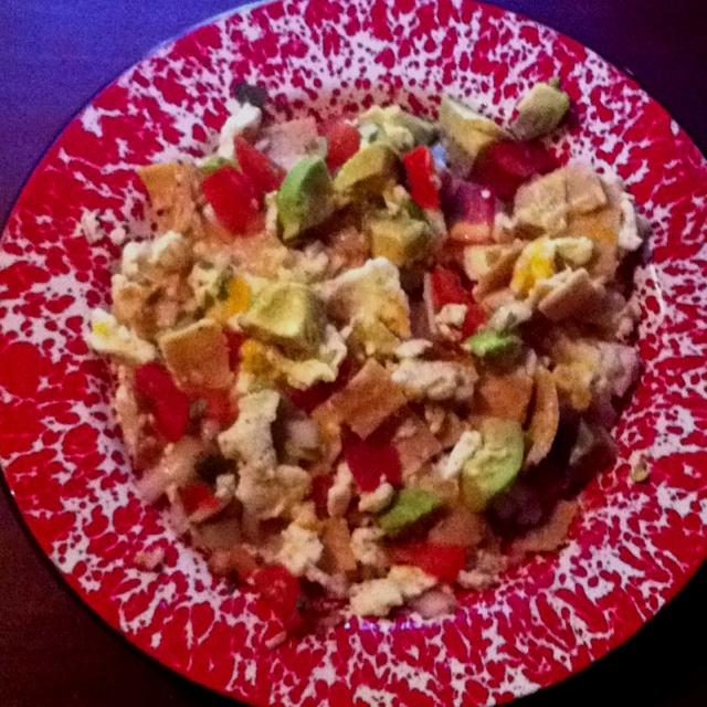 scrambled egg with corn tortilla martha stewart corn tortilla and egg ...
