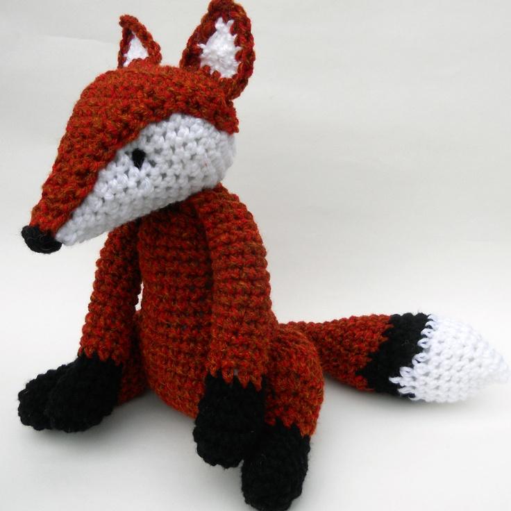 Crochet Fox : Crochet Fox