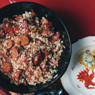 Smoked Sausage Jambalaya | Yummo!! | Pinterest
