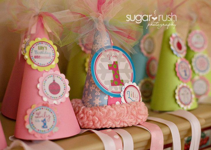 Winter onederland party ideas first birthday pinterest