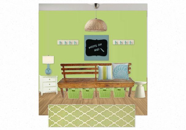 Kids front entry by kbing428 | Olioboard