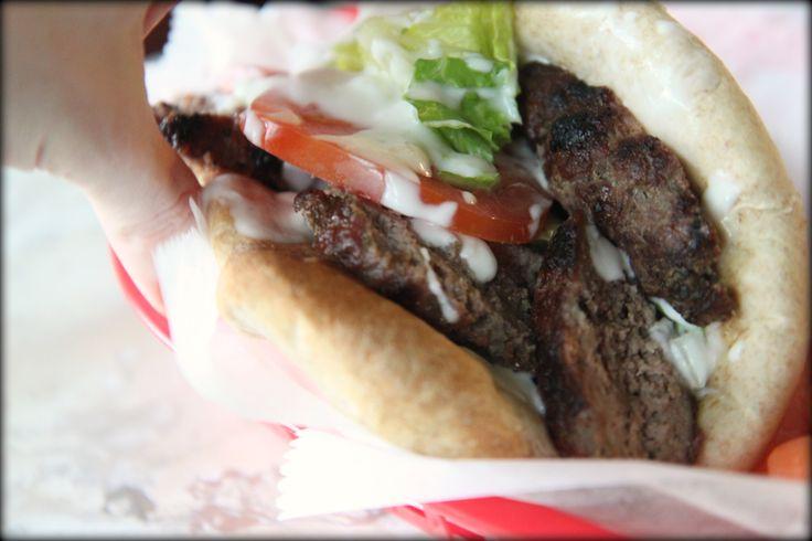 Beef gyros | Greek Dishes | Pinterest