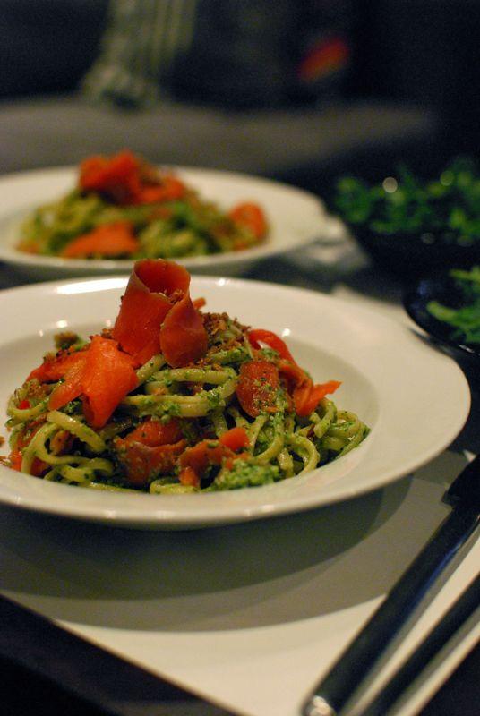 Cilantro And Pepita Pesto Recipes — Dishmaps
