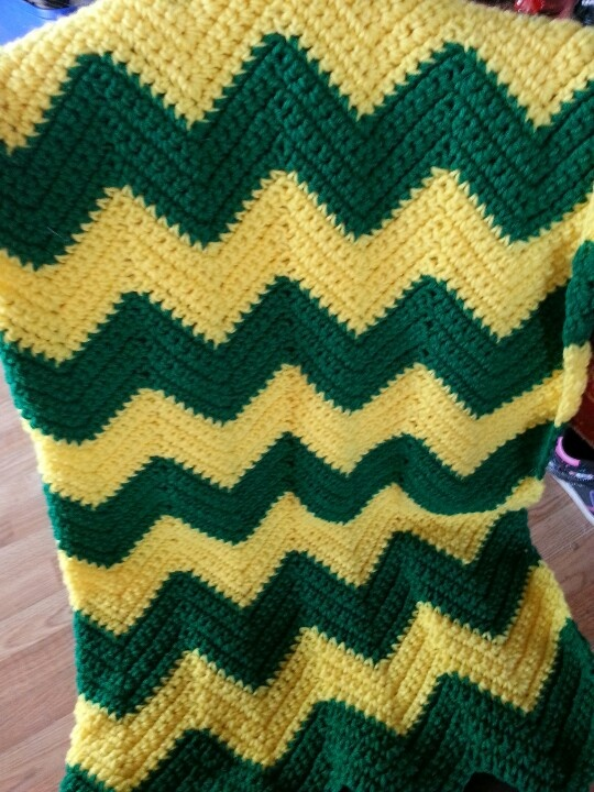 Crochet Pattern For John Deere Afghan : Pin by Amanda Long on Crochet Pinterest