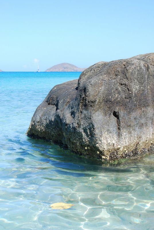 Magen's Bay, Charlotte Amalie, St. Thomas, U.S. Virgin Islands.