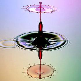 Reflected spinner