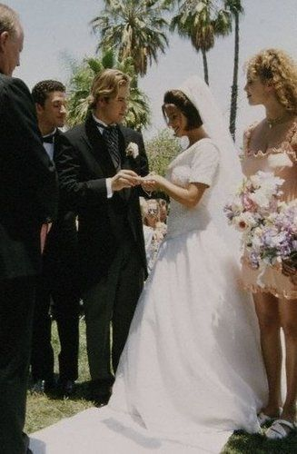 Saved by the bell weddings in movies amp television pinterest
