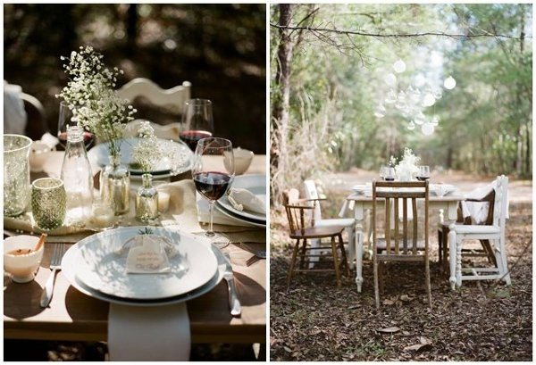 Woodsy. Romantic.  Have a Seat  Pinterest