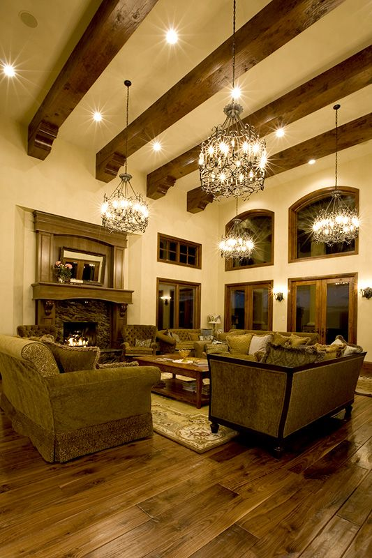 Tuscan Luxury Estate photo gallery | Habitations luxury architectural designs