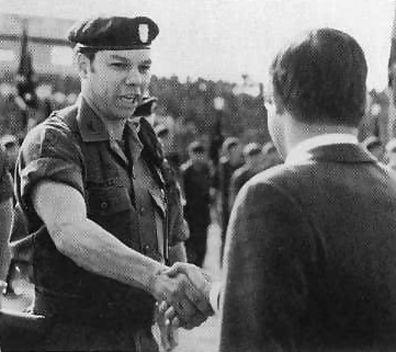 Captain Colin Powell Vietnam