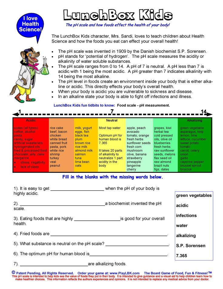 Ph Worksheet Biology - ph worksheet biology with Diilz.com