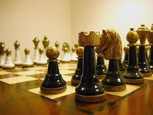 Unique Chess Pieces Unusual Chess Sets Crafts Will