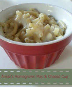 ... mama voxbox review annie s white cheddar microwave mac amp cheese cup