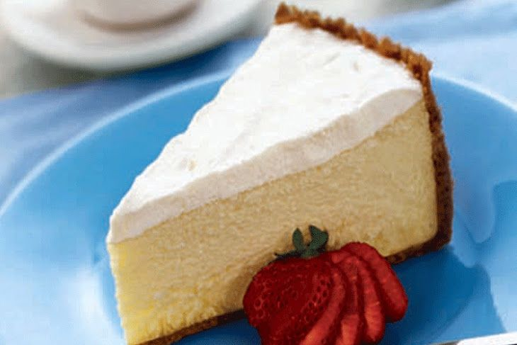 Sour Cream Cheesecake   All dolled up!   Pinterest