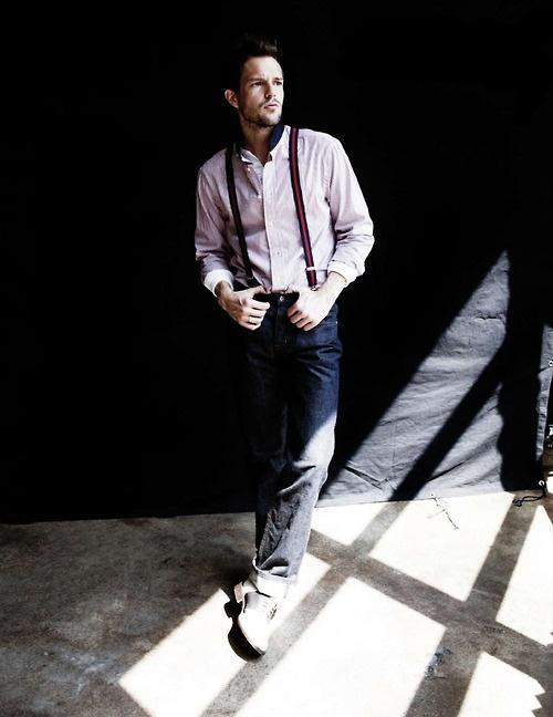 Brandon Flowers Mr. Brightside