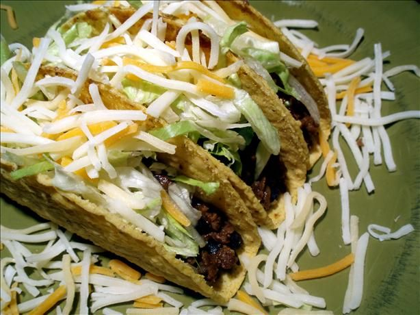 Vegetarian Taco Filling Version II