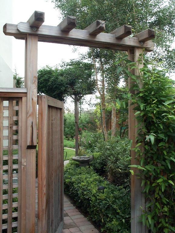 Arbor gate Outside Pinterest