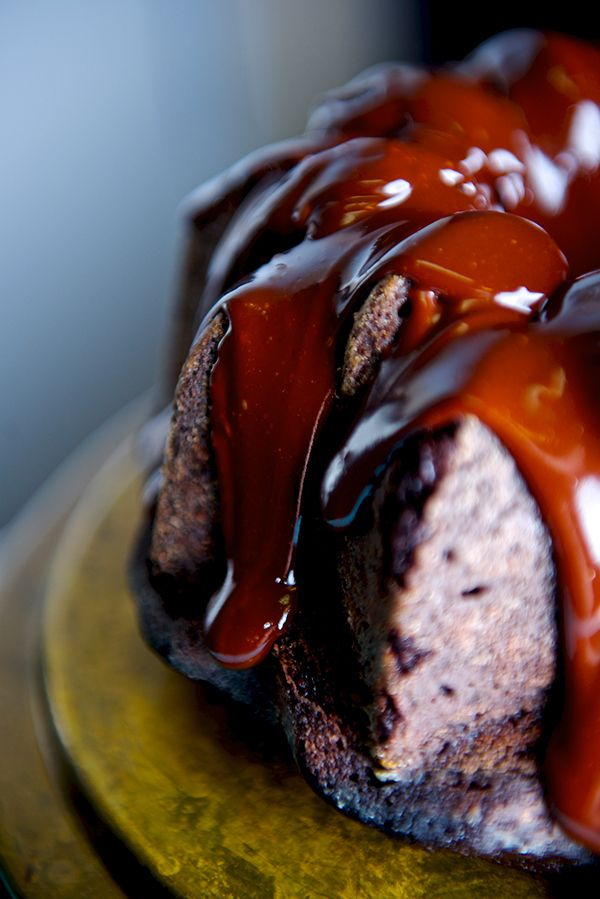 devil's chocolate + ganache cake | chocolate and sweets | Pinterest