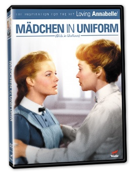 German screen legend Romy Schneider stars as spirited teenage orphan, Manuela—who arrives at a strict all-girl boarding school where she falls in love with her teacher, Fraeulein von Bernburg (played by the beautiful young Lilli Palmer) much to the dismay of the school's authoritarian headmistress. This 1958 remake of the historic 1931 film improves upon the original considerably—offering up a wonderful, poignant and extremely rare 1950s portrayal of youthful lesbian longing and forbidden love.