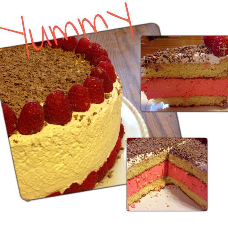 Jello Mousse Jello Cake Recipe — Dishmaps