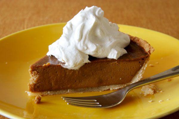 Brown Butterscotch Pie The butter and sugar cook a bit longer than ...
