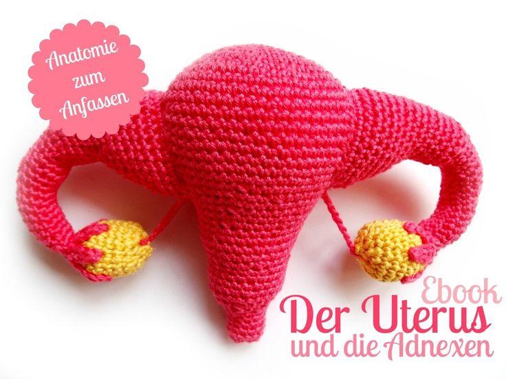 H?kelanleitung - Der Uterus und die Adnexen - ein Designerst?ck ...