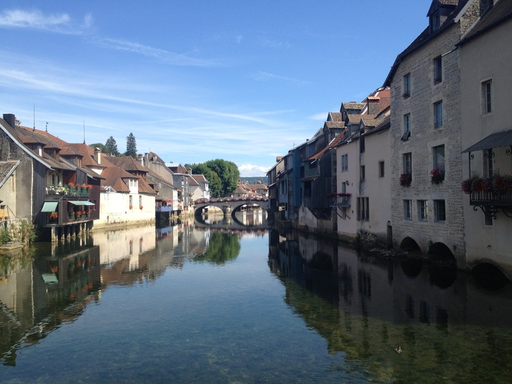 Ornans France  city pictures gallery : Ornans, France | Spaces | Pinterest