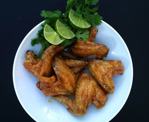 Honey Sriracha Wings   Appetizers, Entrees, Sides and Condiments   Pi ...