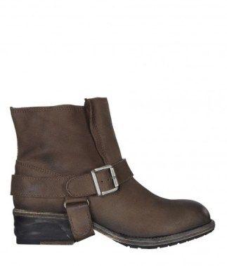 Jules Biker Boot, Women, ankle boots, AllSaints Spitalfields